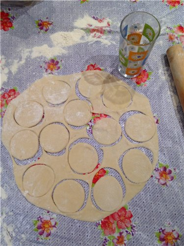 Мини-пирожочки для любимой дочки 63511548a5a5