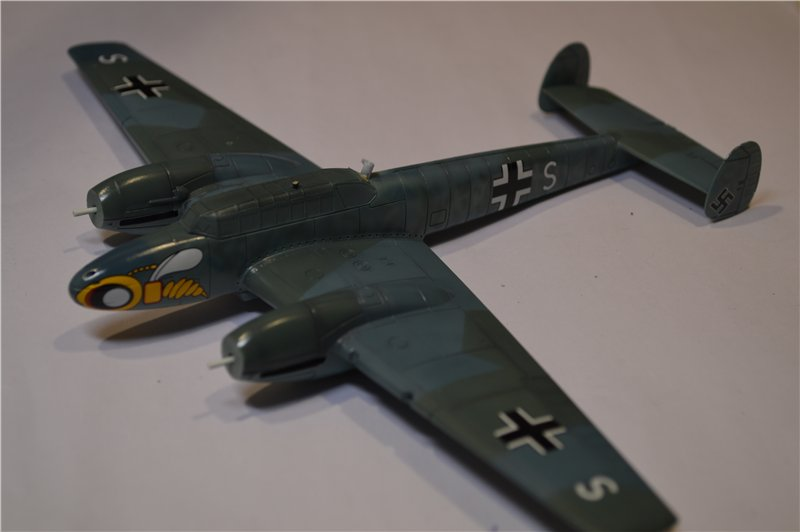 Bf-110 C-4/B (Airfix)  1/72 219ab5732443