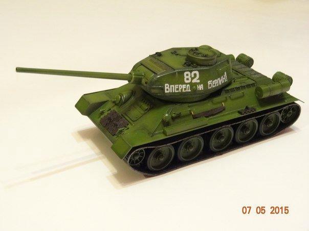 Т-34-85 Звезда 1/35 B4953698d71c