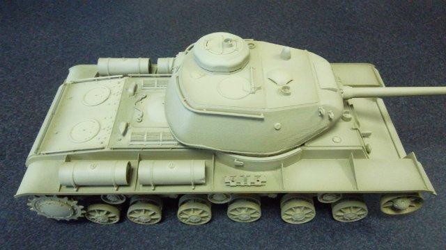 КВ-85, 1/35, (Восточный Экспресс 35102). 8dd8ec0a01b7