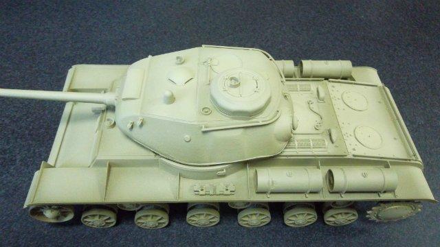 КВ-85, 1/35, (Восточный Экспресс 35102). Cec47b8c4297