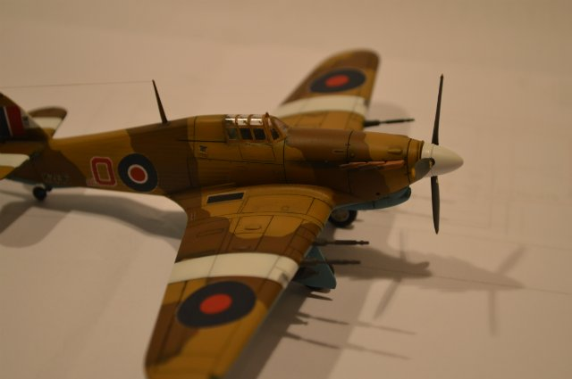 Hawker Hurricane МкIIc (Revell) 1/72 5869a4778b56