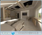 Cinema 4D +Corona render 48684c6b717e