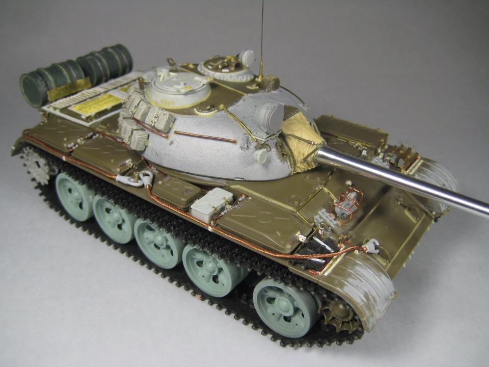 Т-55. ОКСВА. Афганистан 1980 год. - Страница 2 Def3933a5187