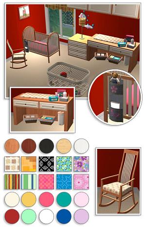 Комнаты для младенцев и тодлеров - Страница 5 84d948647e57