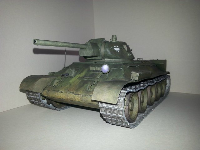 T34/76 GPM №367 1:25 B25ee720cf90