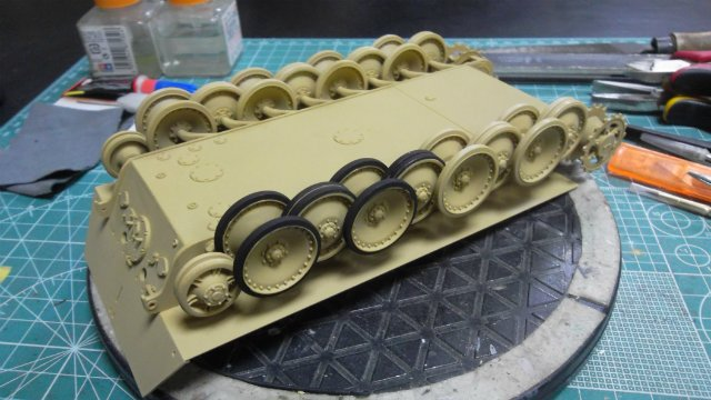 Jagdpanther, 1/35, («Tamiya» 35203). 78f29372a6a2