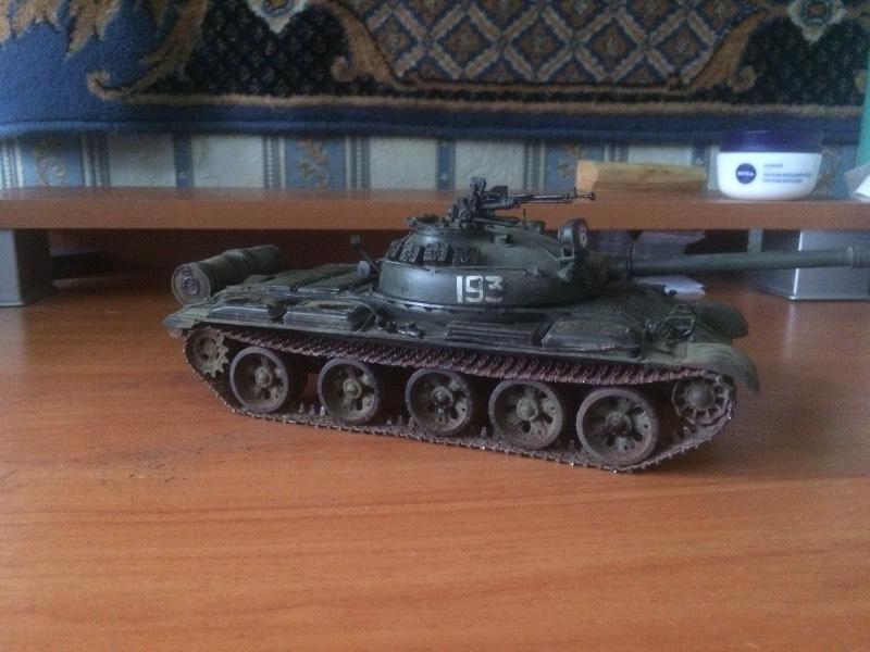TRUMPETER T-62 Mod 1972  1/35 82d48f0fa072