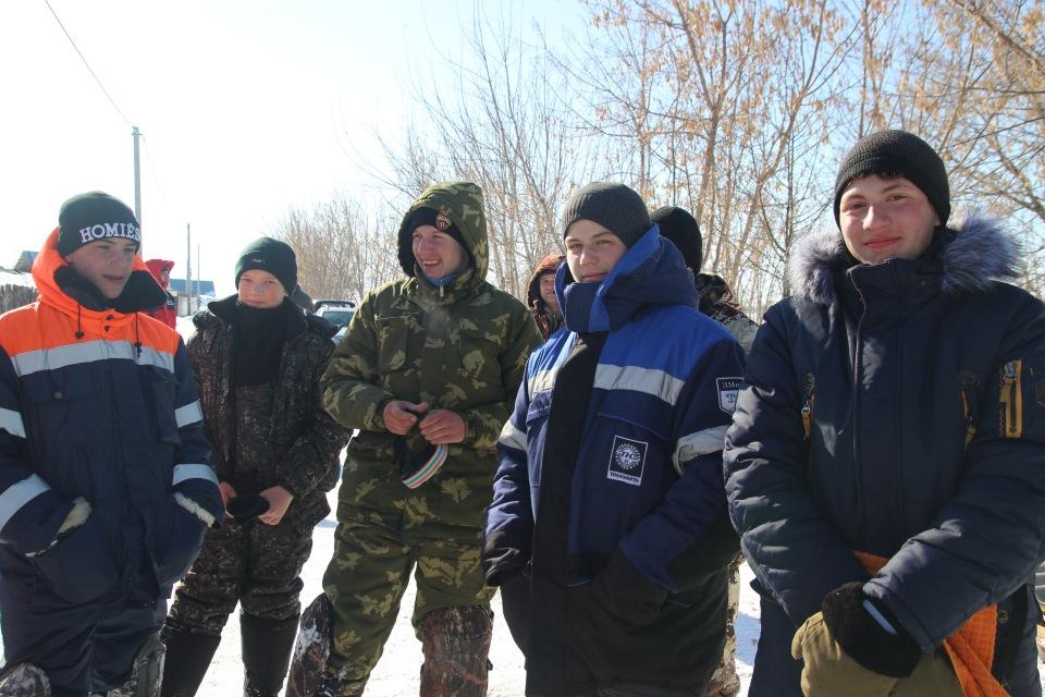 Первенство города Кургана по ловле на мормышку со льда среди юношей и девушек с 14 до 17 лет. 92e2f5378853
