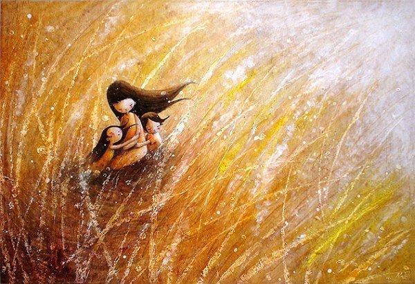 Рисунки детства от May Ann Licudine Fffcdda3c265