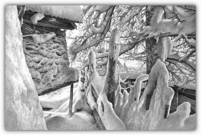 Снег, согревающий душу (Доленджашвили Г.) 76cc4ca7caba