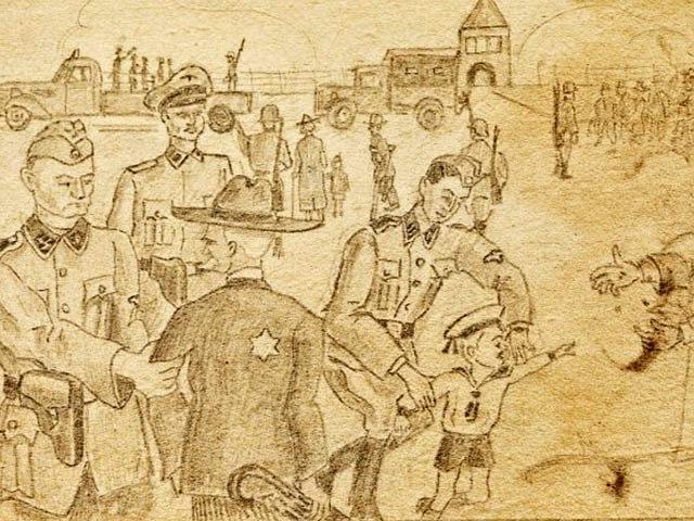 Холокост - трагедия европейских евреев F664db2f80b7