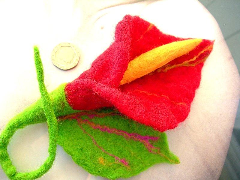 Цветы из фетра Fa7fc6c0e80f