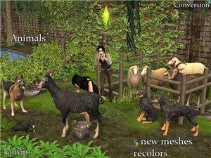 Животные (скульптуры) - Страница 5 C90531d3fb3d