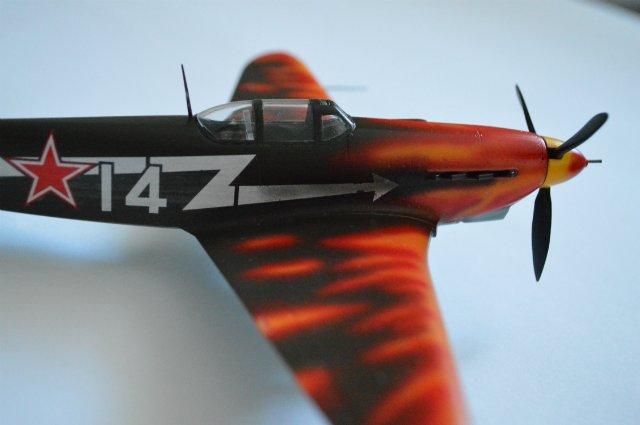 Як-9Т (ARK models) 1/48 79321426e72c