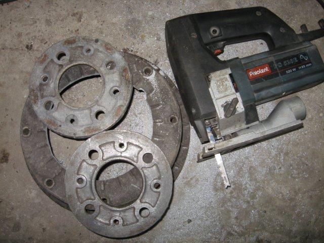 Скиф с ходовой от ЗАЗ 968м 77dec66c8086