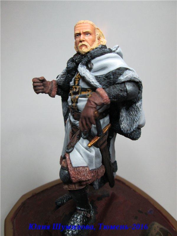 Великий Магистр Тевтонского ордена, 14в.. На Конкурс по росписи миниатюры. 65686cb98916