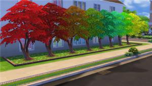 Растительность (кусты, деревья, камни) 83e2577f068b