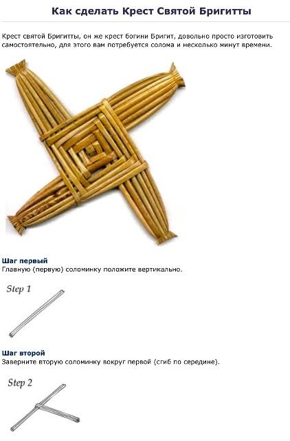 Символ: крест святой Бригитты C59f10766bbf