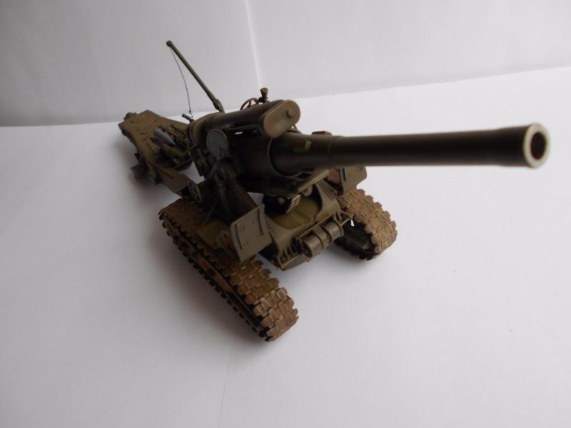 Советская 203-мм гаубица Б-4 1/35 (Alan №3522) - Страница 2 673dae2af8c1