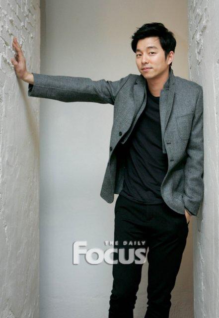 Кон Ю / Gong Yoo ♥ We love Ю Ebb59da61e29