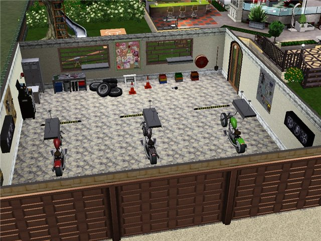 The Sims 3-Клоун-пати B98c3f911f47