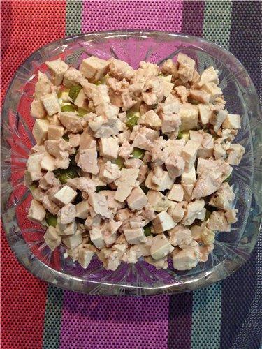 Салат с печенью трески 0adf241de652