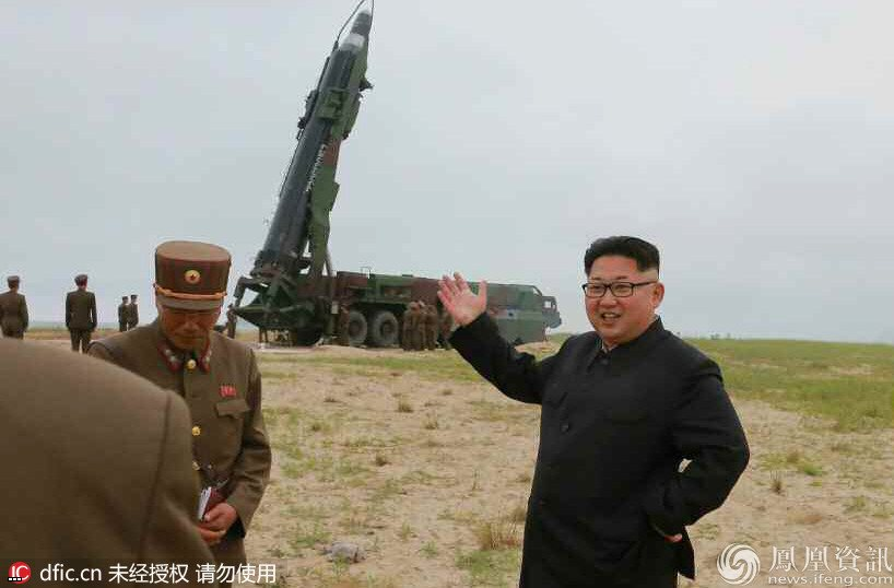DPR Korea Space and Missiles - Page 3 163fece793b7
