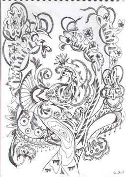 Рисунки ручкой 4f4bba3c1a81t