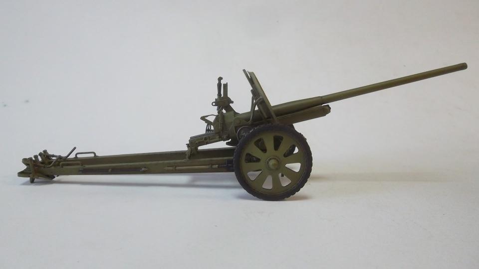 76-мм Дивизионная пушка Ф-22 обр.1936г., 1/35, (ICM 35702). Aa0e631319db