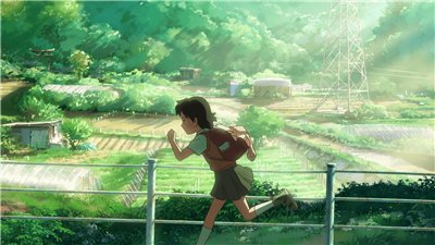 Дети, следующие за звёздами / Hoshi wo Ou Kodomo Children who Chase Lost Voices from Deep Below Ba260e785b12