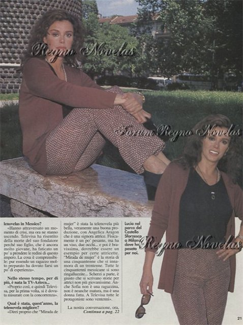 Лусия Мендес/Lucia Mendez 4 - Страница 22 7af11013baff
