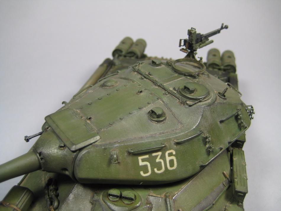 ИС-4М. Забайкальский ВО. 1962 год 4641ee605abf
