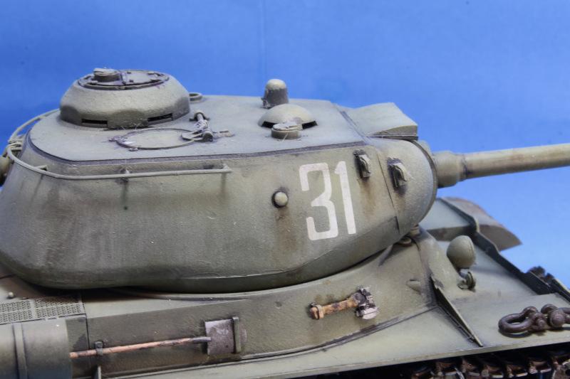 ИС-1 тяжелый танк СССР 1/35 Trumpeter 05587 E26da74ca50f