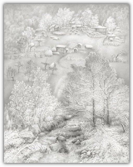 Снег, согревающий душу (Доленджашвили Г.) B08b3a461f2d