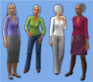 Повседневная одежда - Страница 2 3bfd3277f801