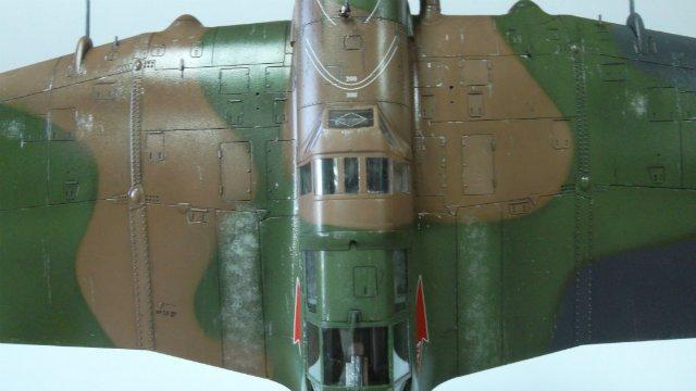 Ил-2, масштаб 1/48, (Tamiya 61113). Db590adb83f8