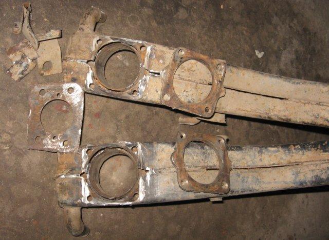 Скиф с ходовой от ЗАЗ 968м A8d2c3548f76