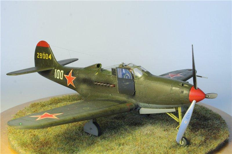 P-39 Airacobra от Eduard 1:48 C2b9725d4117