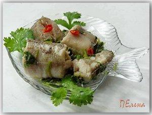 Рыба в соусе киндзмари 822a117d479f