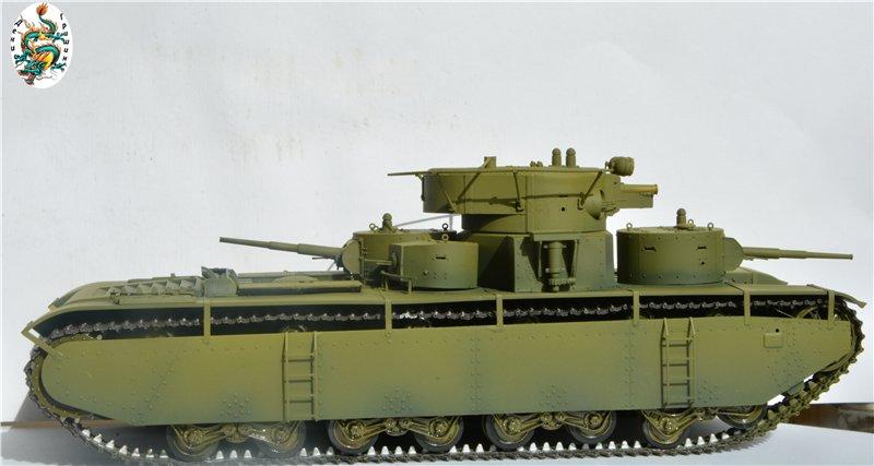 Soviet T-35 Heavy Tank Hobby/Boss 1/35 Bd5f86eca8d4