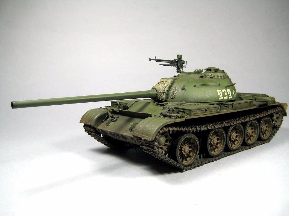 Т-54 образца 1951 г.  Af88f67d37a4