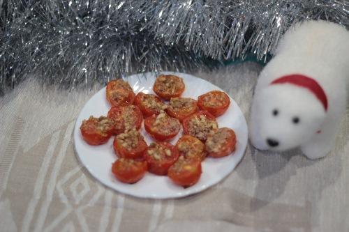 Жареные помидоры черри с чесноком B2c8cc10adb5