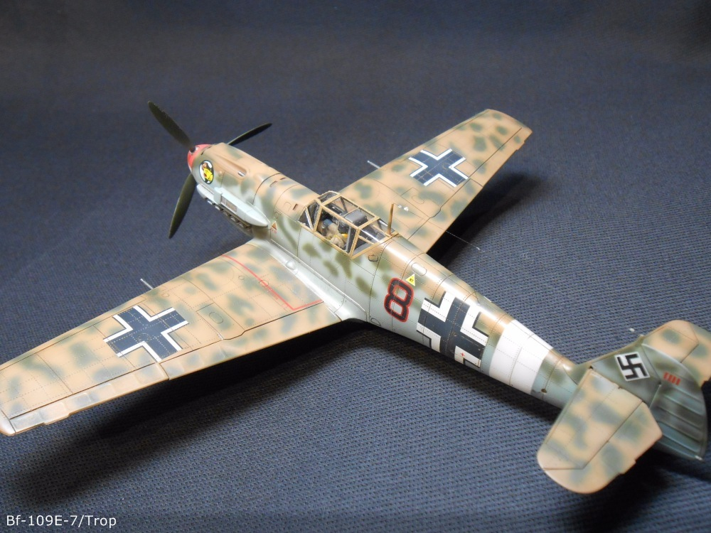Bf 109 E7/Trop Tamiya 1:48 F2cca40f87be