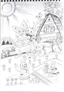 Рисунки ручкой 3129d1b9dc24t