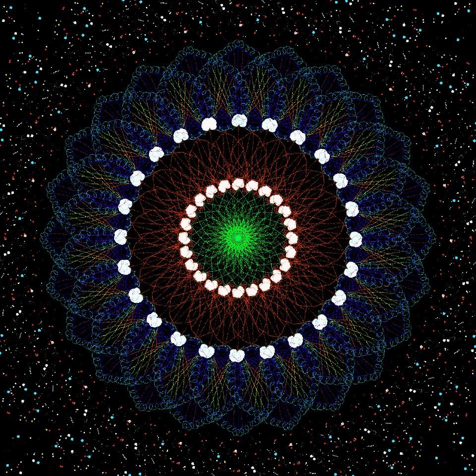 Мандалы для коллективных медитаций а так-же для индивидуального назначения. - Страница 2 0aab491c0687