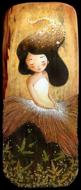 Рисунки детства от May Ann Licudine 6a3f67e3d238