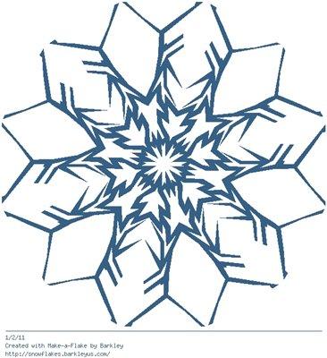 Зимнее рукоделие - вырезаем снежинки! - Страница 3 C2c5d3d30bd6