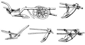 Различные модификации плуга в фотографиях и гравюрах 71d4aa611107