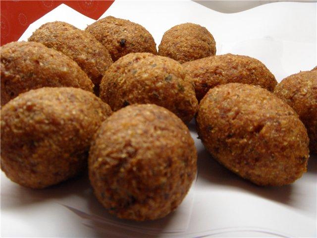 Куббе. Арабская кухня (Котлетки из бургуля и мясного фарша) B03db06058e4